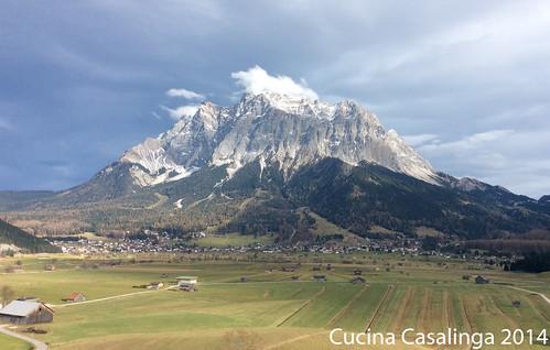 Post Lermoos Zugspitze 15112014
