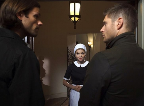 "Supernatural 10x06 ""Ask Jeeves"""