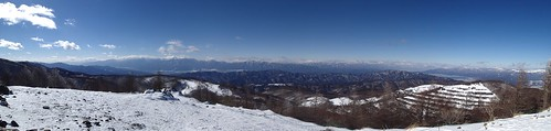 入笠山パノラマ