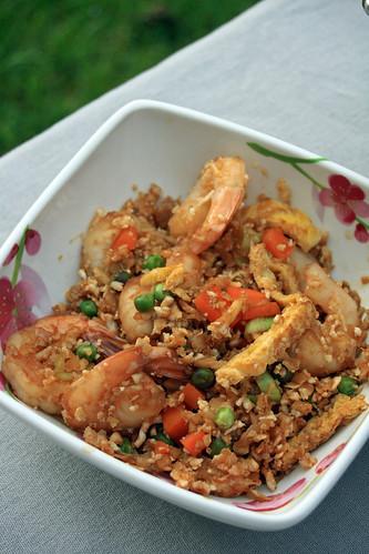 15649565837 4c71950c29 Poêlée de chou fleur (Cauliflower Fried Rice)