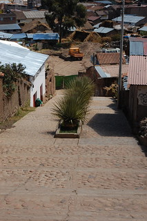Views from Vilcashuamán, Ayacucho, Peru
