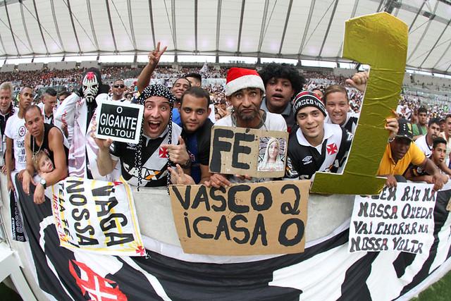 VASCO x Icasa-CE - Campeonato Brasileiro 2014 - Série B