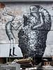 Phlegm street art Montreal