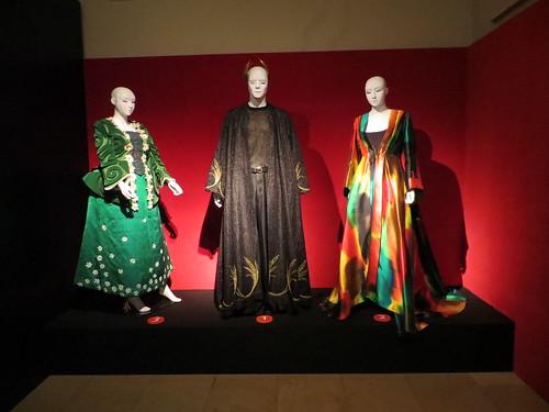 Costumes de légendes - Exposition au musée des tissus de Lyon