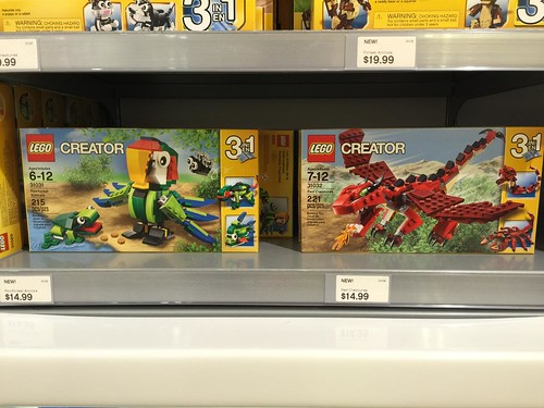LEGO Store Creator 2015 Sets