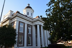Old Madison County Courthouse