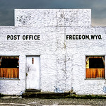 MY VERSION OF THE FAMOUS POST OFFICE
