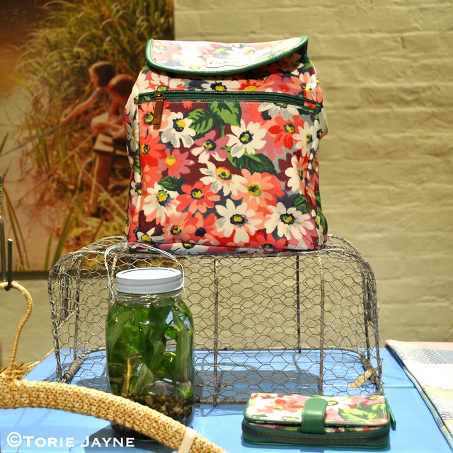 Cath Kidston 2015 Spring Summer press show