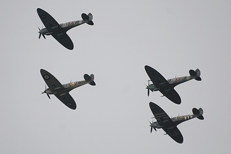 Remembrance Sunday Flypast