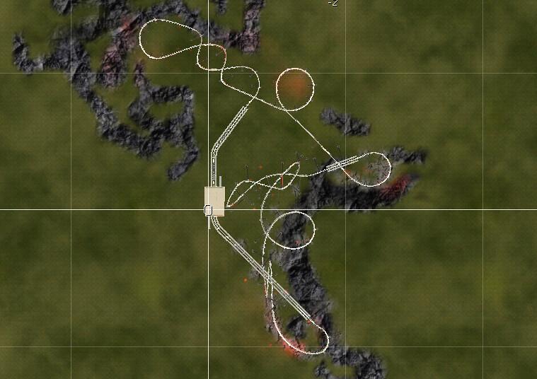 hades layout
