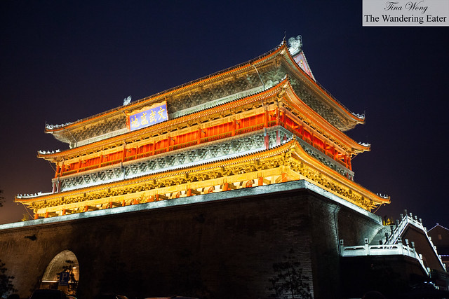 Drum Tower, Xi'an, China