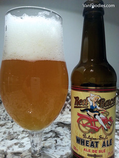 Day 4: Red Racer Wheat Ale