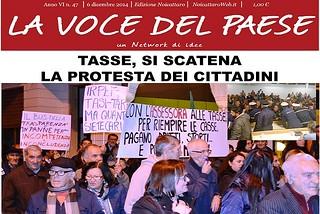 Noicattaro. Prima pagina n. 47-2014 front