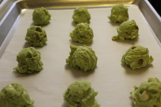 Pistachio Pudding Cookies 10