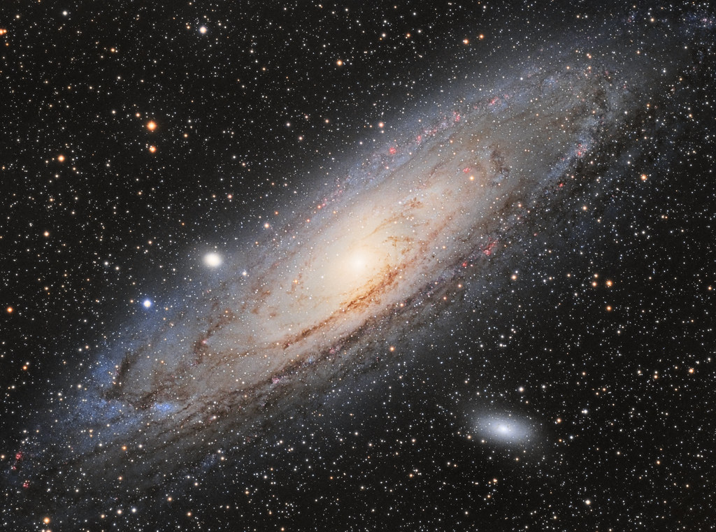 M31 extended H-alpha