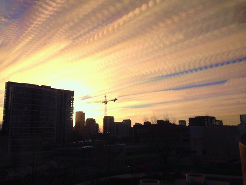 winter chicago clouds sunrise timelapse stack stacking lapse pw cloudtrails iphone5 ilapse timestack
