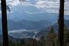 相模湖と中央高速