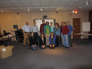 Charlotte Public Library Book Repair Workshop Dec. 12, 2014