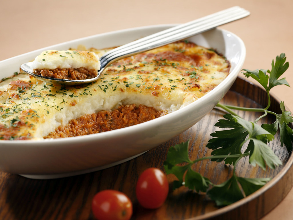 RWS Invites: Shepherd's Pie