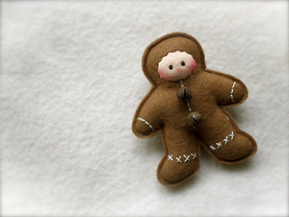 JAVA Gingerbread Man: fair