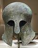 Bronze Corinthian-type helmet in Cleveland 2