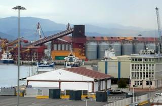 El Puerto de Santander mueve 71.480 toneladas de mercanc�as