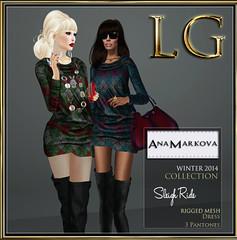 [LG] AM Winter 2014 Sleigh Ride
