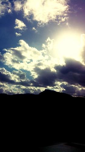 sky nuvole cielo nuvoloso alcamo montebonifato
