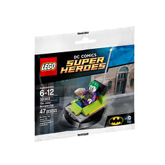LEGO Super Heroes 30303 Bag