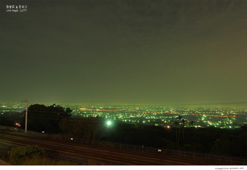 【彰化 Chang Hwa】銀河鐵道景觀餐廳 欣賞極速高鐵和浪漫的彰化夜景 @薇樂莉 ♥ Love Viaggio 微旅行