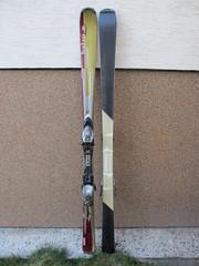 sjezdové lyže a boty zn. Atomic - titulní fotka