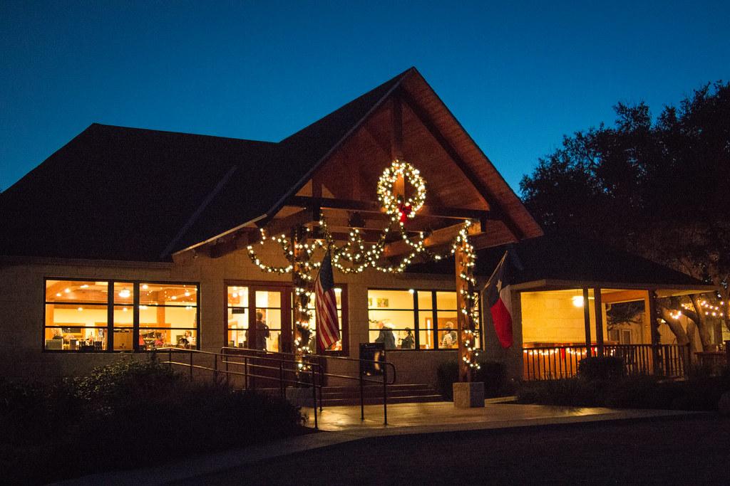 Texas Holiday Wine Trail