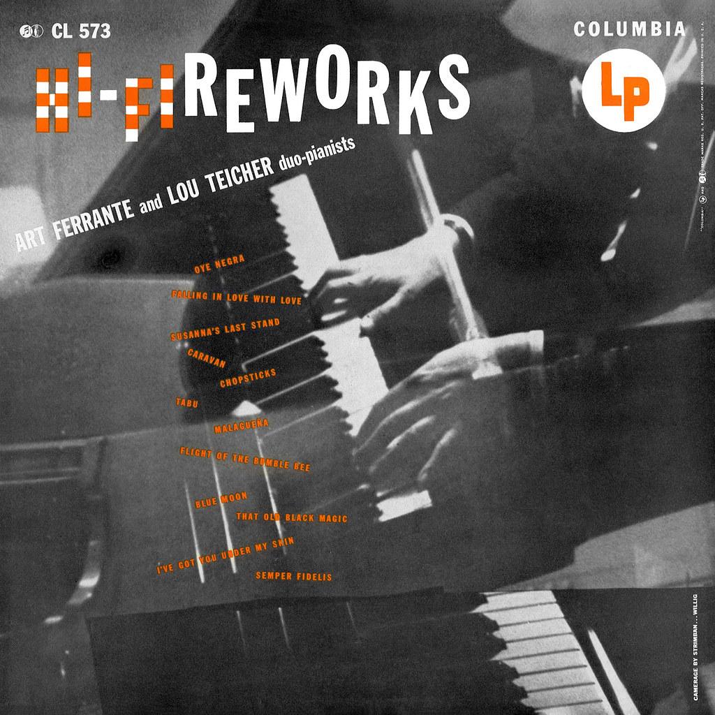 Ferrante & Teicher - Hi-Fireworks