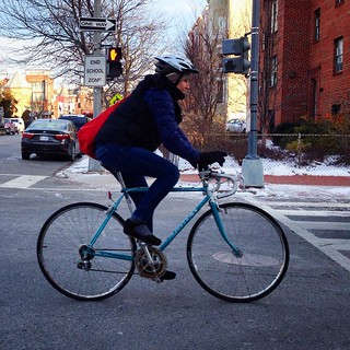 One-way on T St #bikedc