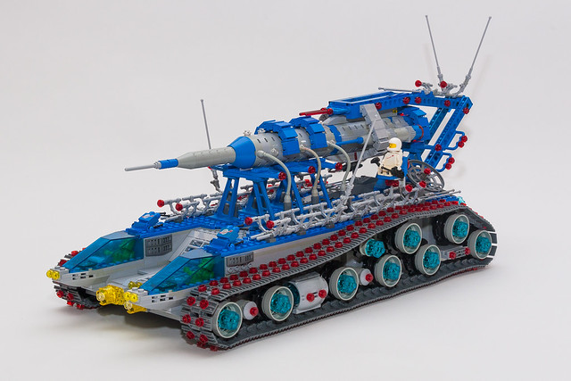 Lego Space Creations 6 A Gallery On Flickr