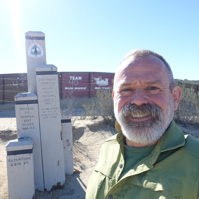 PCT southern terminus, a brief visit