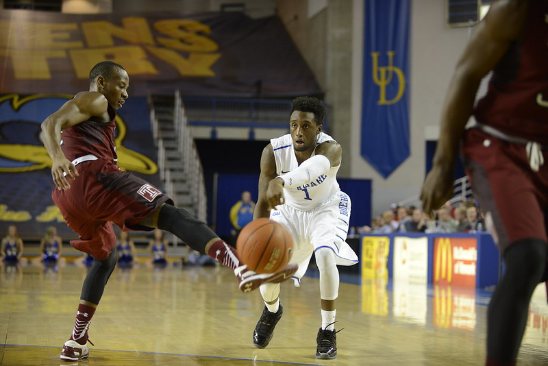 Youth revitalizes men's basketball