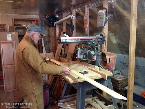 Thread Boards - Cutting Trim