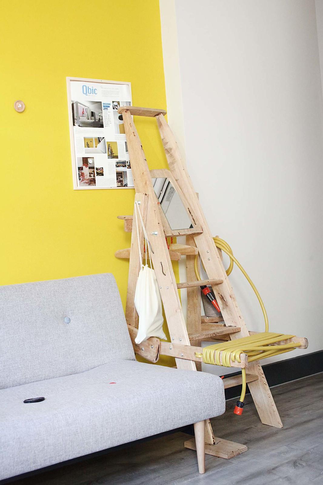 qbic-hotel-london-design-interior-yellow-walls-dutch-desgin