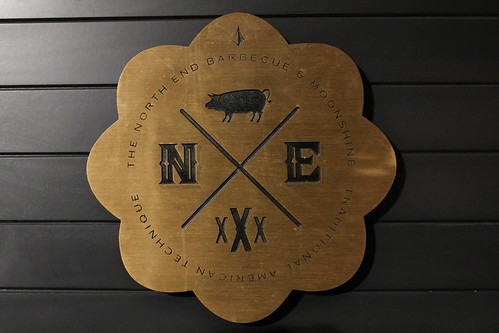 The North End Barbecue and Moonshine