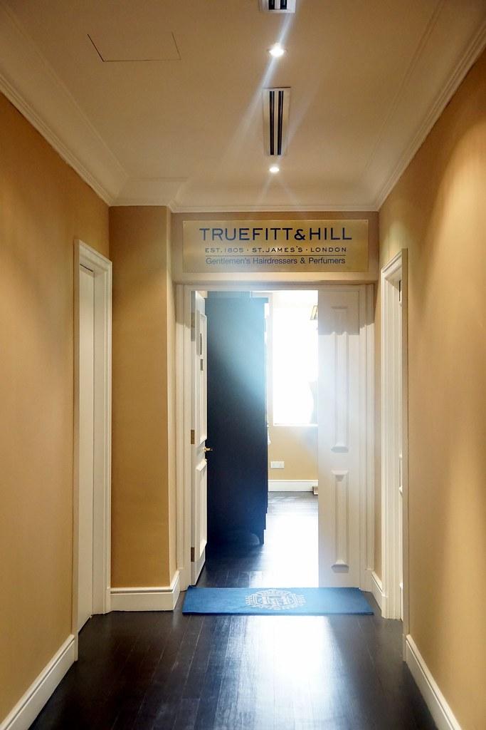 truefitt & hill - majestic hotel KL
