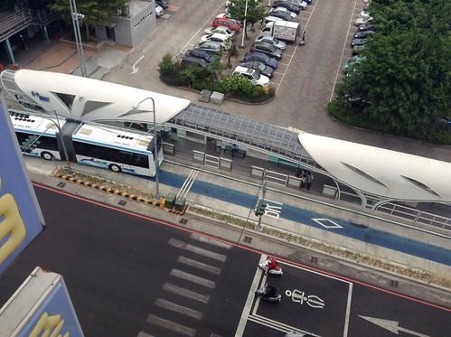 BRT第二市场/仁爱医院站
