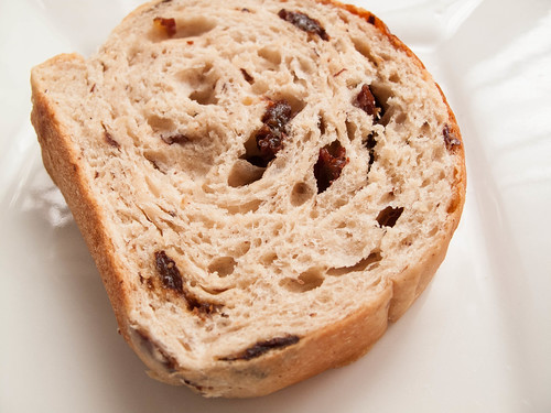 006 tangzhang cinnamon red flame raisin bread