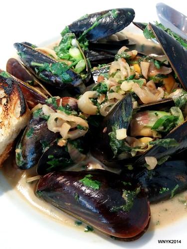 Special Mussels
