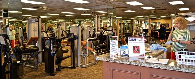 PGA National Resort and Spa - gym