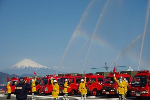 150104静岡市消防局出初式 123