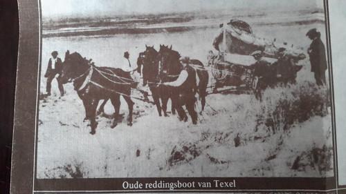 Oude foto's van Texel