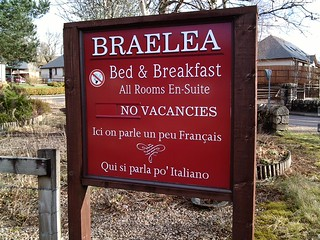 Braelea o Spean Brig