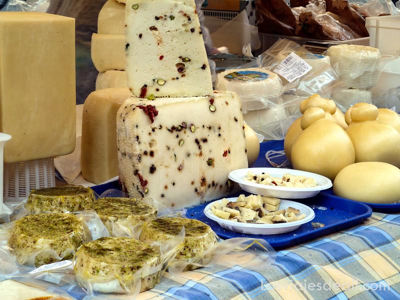 gastronomía de Sicilia