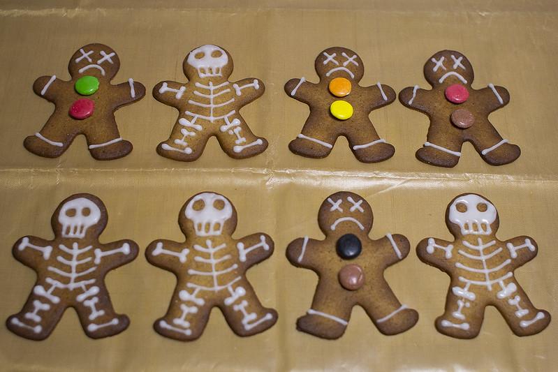 R.I.P Gingerbread Man